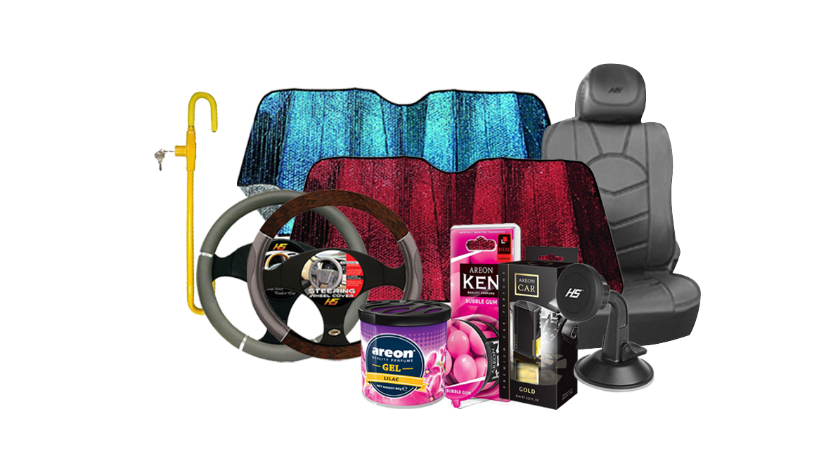 Automotive Interior Accessories