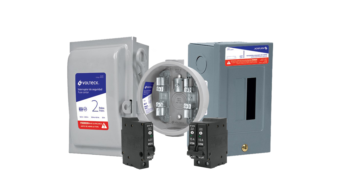 Circuit Breakers, Load Centers