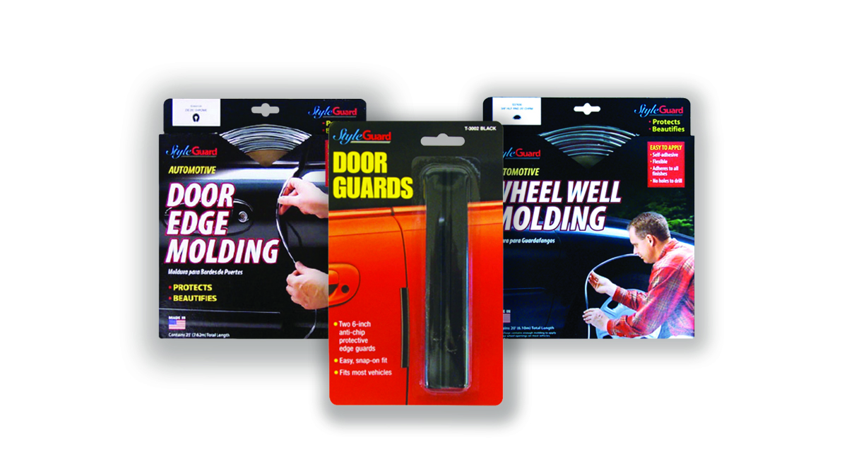 Door Edge, Door Guards & Striping Tape