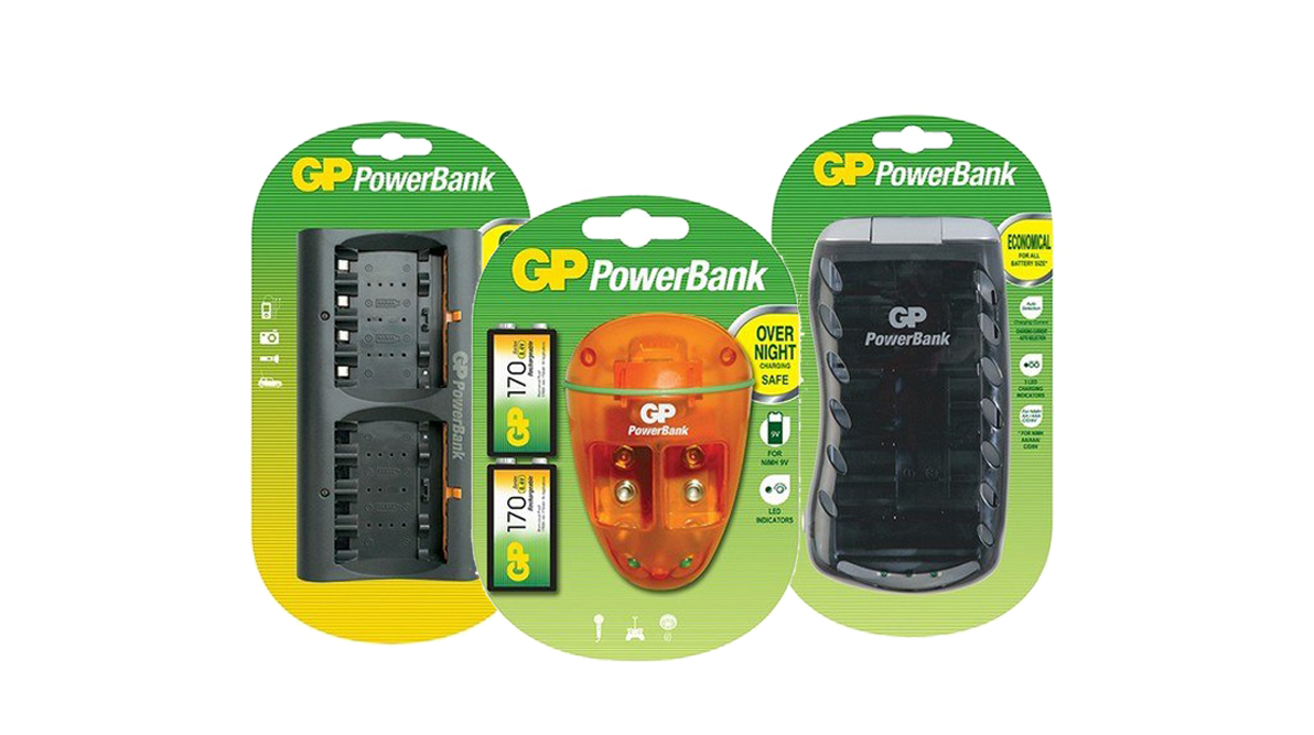 Power Bank for Batteries