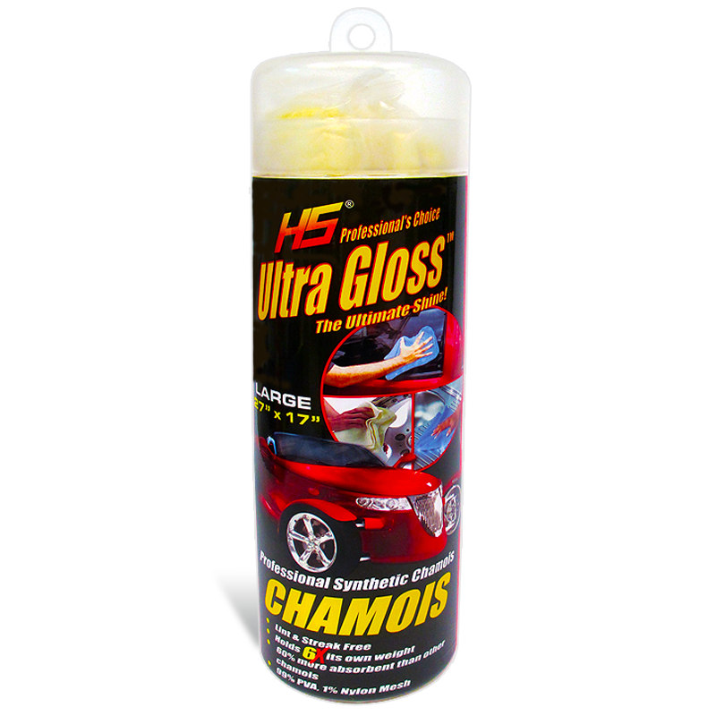 Synthetic chamois Ultra Gloss