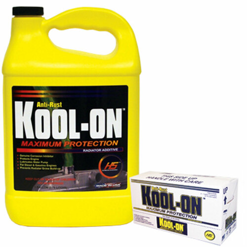 Coolant, anti-rust kool-on 1 gallon Hs