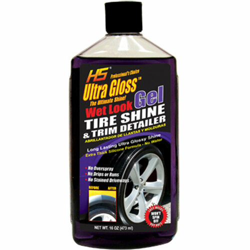 Protectant -Tire shine gel Ultra Gloss