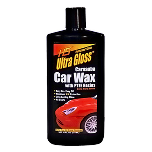 Carnauba car wax 16 oz  Ultra Gloss