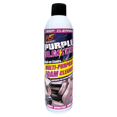Foam cleaner multi-purpose  Purple Blaster
