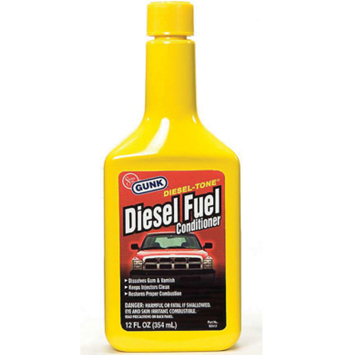 Diesel-tone fuel conditioner 12 oz Gunk