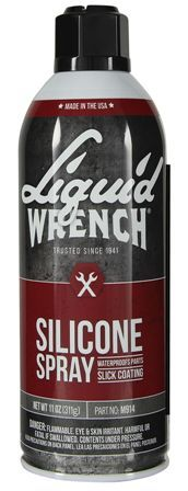 Silicone spray 11 oz Liquid Wrench