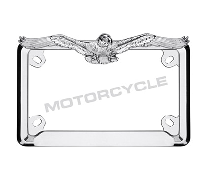 Motorcycle Frames MC Eagle Chrome Hs