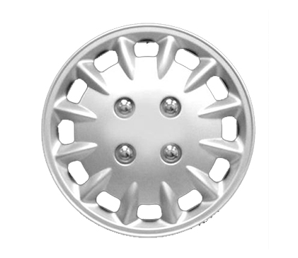 Wheel Covers Silver Lacquer A Hs