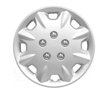 Wheel Covers Silver Lacquer B Hs