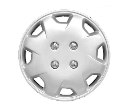 Wheel Covers Silver Lacquer I Hs