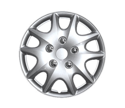 Wheel Covers Silver Lacquer O Hs