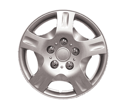 Wheel Covers Silver Lacquer Q Hs