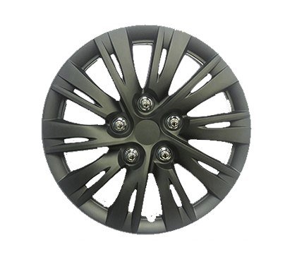 Wheel Covers Matt Charcoal A Hs