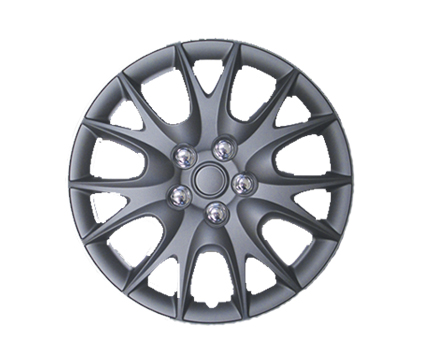 Wheel Covers Matt Charcoal B Hs