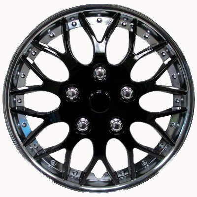 Wheel Covers Silver Lacquer Z Hs