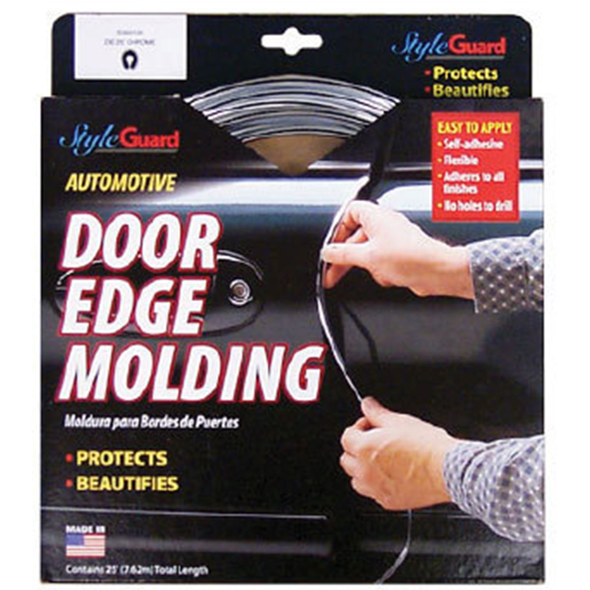 Door edge molding Cowles