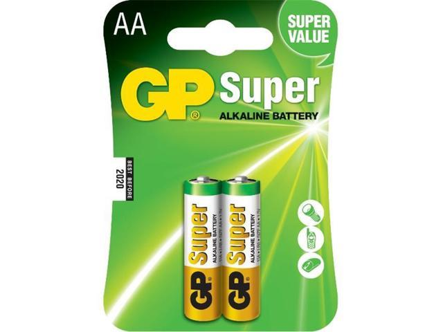 Battery LR6 AA Super Alkaline Gp