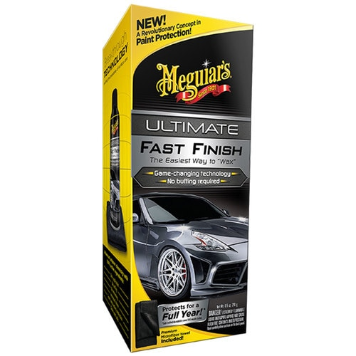 Fast Finish Ultimate Meguiars