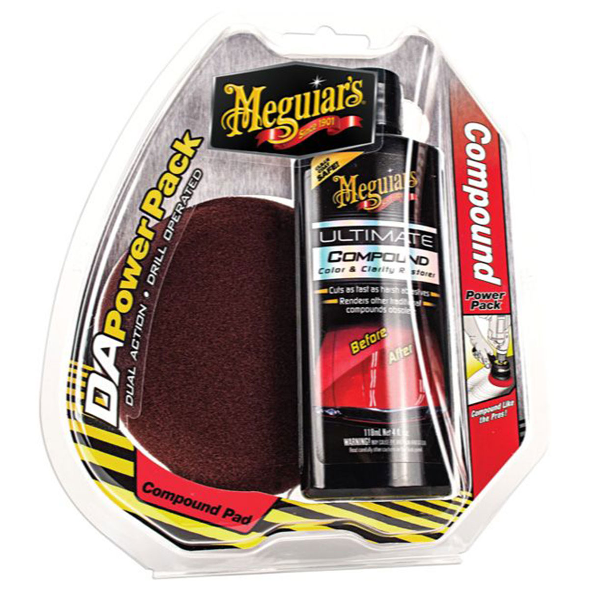 Power Pack DA  Meguiars