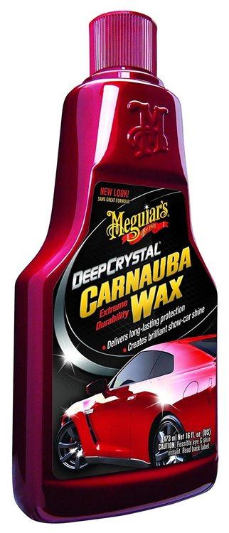 Wax Carnauba Deep Crystal 16 oz. Meguiars