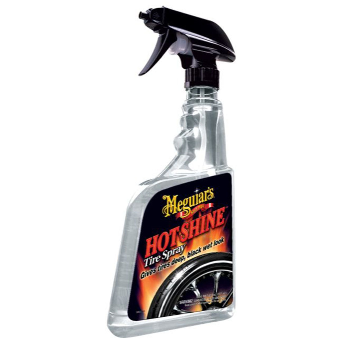 Meguiar's Hot Shine Tire Spray, 24 oz. Spray