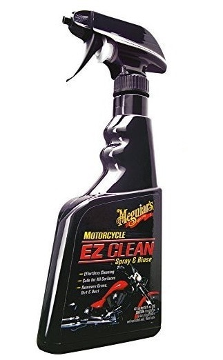 EZ Clean Spray & Rinse Motorcycle Meguiars