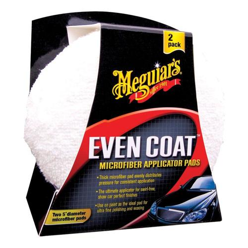 Microfiber Applicator Pads Even Coat Meguiars
