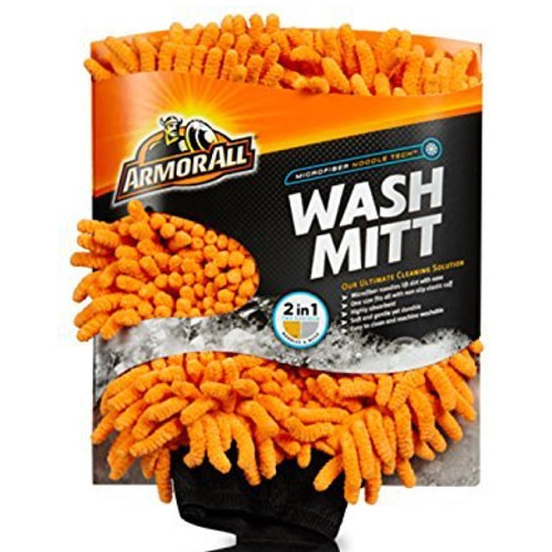 Wash Mitt 2-in-1 Microfiber Noodle Tech 1 ct. Armor All