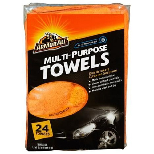 Microfiber Multi-Purpose 24 pc. Towels 1 ct. Armor All