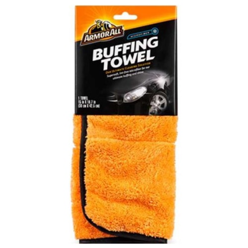 Microfiber Buffing Towel 1 ct. Armor All
