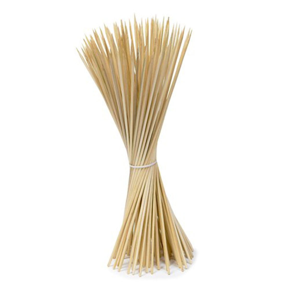Bamboo Utensils Corn Skewers 100 pc Imusa