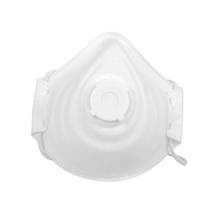 Particulate Respirator with Exhalation Valve Truper