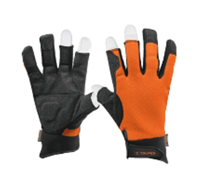 High Sensitivity Mechanics Gloves, Cuff Strap Truper