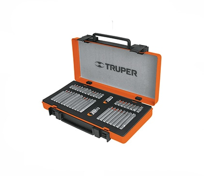 "42-Pc, 3"" and 1"" Insert Bit Set, PUN-42X Truper"
