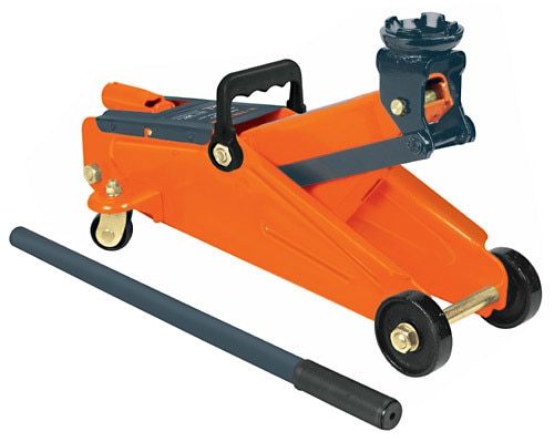 Reinforced Floor Jacks with Briefcase2 ton GAPA-2M Truper