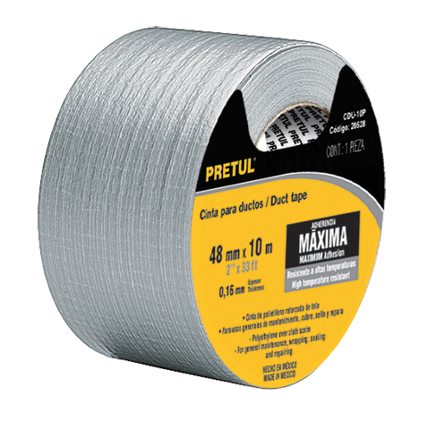 High temperature duct tapes 2-inch  Pretul