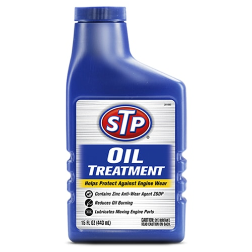 Oil Treatment 15 Fl. Oz STP