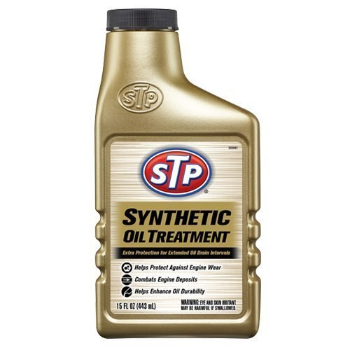 Synthetic Oil Treatment 15 Oz. STP