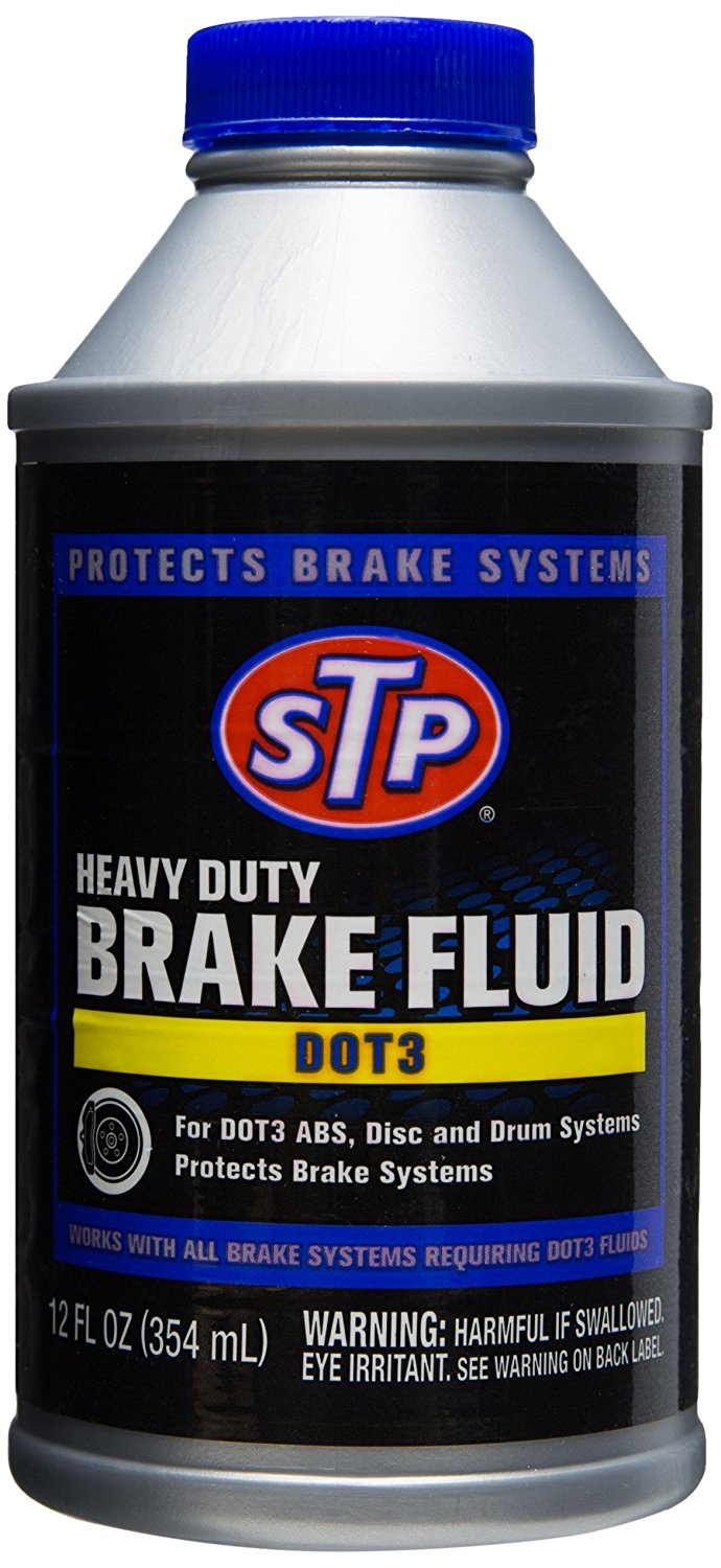 Brake Fluid Dot 3 STP