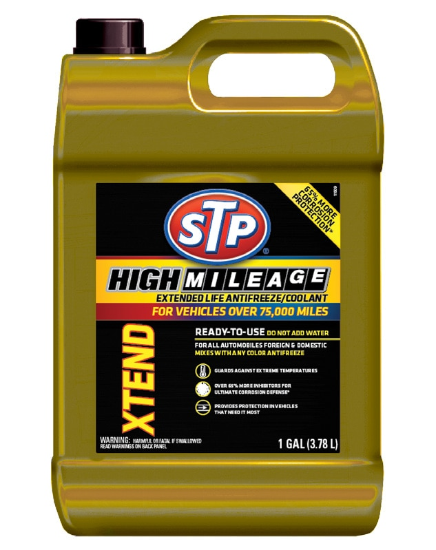 Antifreeze/Coolant Xtend High Mileage  1 Gal Stp