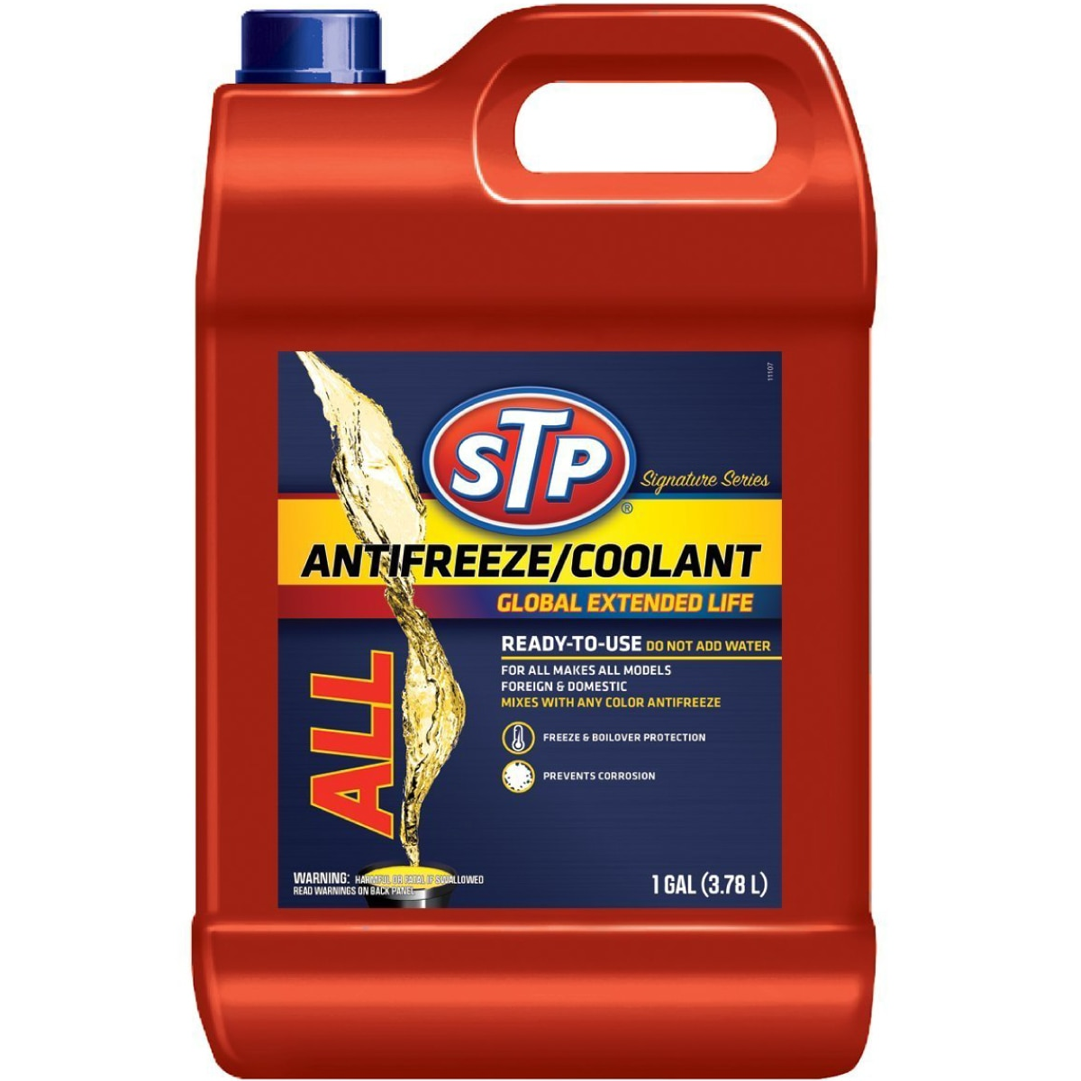 Antifreeze/Coolant All Makes & Models, Global Extended Life 1Gal Stp