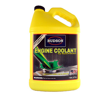 Antifreeze Green Aditive 1 Gal Rudson Lubrikool