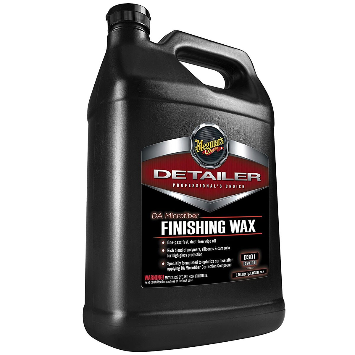 Da Microfiber Finishing Wax Meguiars