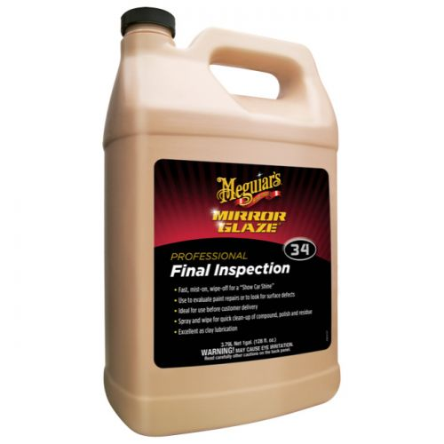 Final Inspection Spray Detailer Meguiars