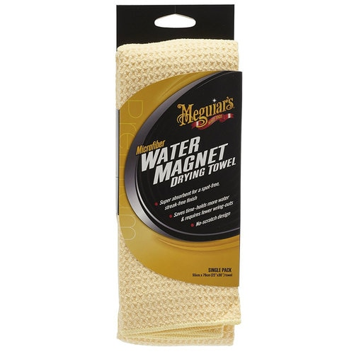 Wash Magnet Microfiber Drying Towel Meguiars