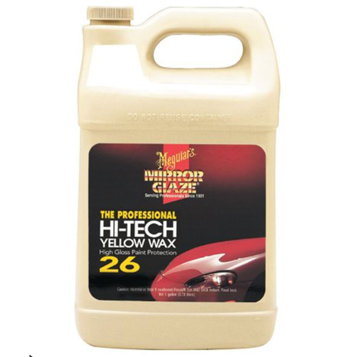 Hi-Tech Yellow Wax Meguiars