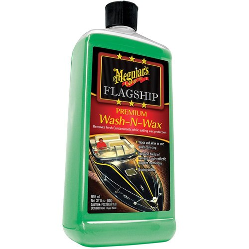 Premium Wash-N-Wax Flagship 32 Oz Meguiars