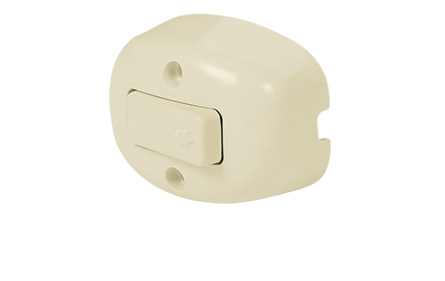 Surface-Mount Doorbell Push Button Voltech