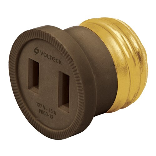 Socket to Outlet Adapter Voltech